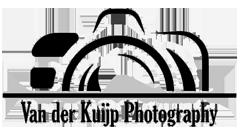 Van der Kuijp Photography Logo